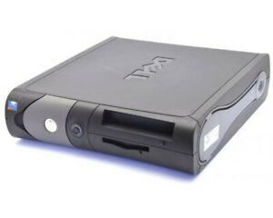 Dell Optiplex SFF GX270 Pentium 4 / 2.8GHz / 1GB / 80GB Windows xp Ubuntu