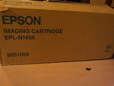 TONER EPSON CARTRIDGE - EPL-N1600- S051056 - ORIGINALE-NERO BLACK-NO RIGENERATO!