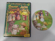 JACKIE & NUCA BANNER Y FLAPPY SERIE TV VOL 4 - DVD 2 CAPITULOS REGION 0 ALL