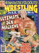 Wrestling All Stars September 1999 Scott Steiner  VG 072616DBE