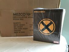MEZCOTOYZ ONE:12 COLLECTIVE X-MEN  WOLVERINE ACTION FIGURE 1:12 SCALE B.N.I.B