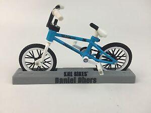 Flick Trix 2009 Bike Check Daniel Dhers KHE Bikes Finger Bike #Q52