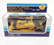 Joal Catapillar Chain Tractor Ref  220 MADE IN SPAIN blue box