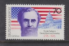 WEST GERMANY MNH STAMP DEUTSCHE BUNDESPOST 1976 AMERICAN REVOLUTION SG 1787
