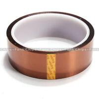 30mm X 100ft Kapton Gold Tape High Temperature Heat Resistant Polyimide