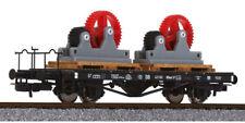 LILIPUT H0 – 235150 – PIANALE c/carico macchinari – DB – Ep. III