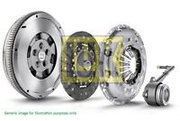 Dual Mass Flywheel DMF Kit with Clutch and CSC 600023200 LuK 55192449 55197680