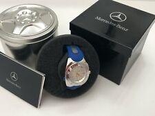 Authentic Mercedes-Benz Tourneau Extreme II Blue Watch - Unisex