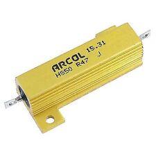 1k ARCOL 25w Aluminium Clad Resistor Hs25
