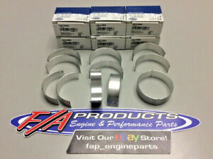 """Clevite CB-1358A 1985-2007 Chevy 262"""" 4.3L V6 Engines Connecting Rod Bearing Set"""