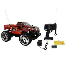 1:10 Scale 4Ch Big Wheel Rc Off-road Monster Truck Remote Control Christmas Gift