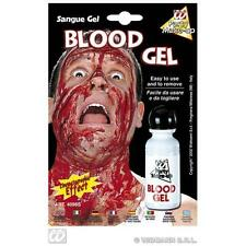 Flacon de gel de sang Halloween Vampire Zombie Fancy Dress Party Accessoire de maquillage