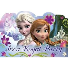 Frozen Party Invitations (8)