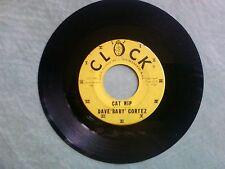 45 DAVE 'BABY' CORTEZ Talk Is Cheap / Cat Nip FREE SHIPPING