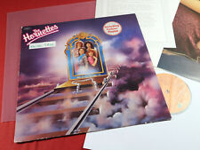The Hornettes  WE ARE ON THE WAY-O  LP Jupiter Germany + Poster & Promo-Beilage