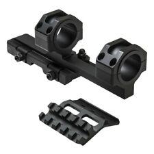 "Vism Quick Detach 1"" / 30mm Spr Offset Scope Ring Mount fits Picatinny Rails"