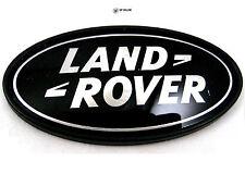 RANGE ROVER L322 AND RANGE ROVER SPORT GENUINE REAR BLACK/SILVER BADGE DAH500330