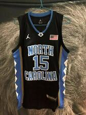 Men's North Carolina #15 Carter College Black Basketball Jersey Size L