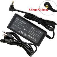 AC Power Adapter Charger Power Cord For Gateway MA1 MA2 MA2A MA3 MA7 SA1 Laptop