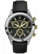 Orologi da polso Timex in pelle con cronografo