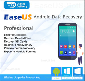EaseUS Android File Recovery - MobiSaver Pro - Lifetime