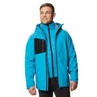 Regatta Mens Evader II Waterproof Reflective 3 in 1 Jacket Methyl Blue