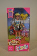 Mickey's Toontown Stacie 1993 Mattel Disney Barbie's Little Sister Doll New Box