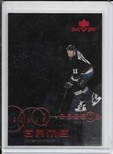 98-99 Upper Deck MVP Mark Messier Power Game # PG07