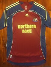 Adidas NEWCASTLE UNITED 2006-2007 Away Soccer Jersey M Shirt Football England