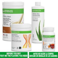 HERBALIFE FORMULA 1 , PROTEIN PPP., ALOE CONCENTRATE AND HERBAL TEA 1.8 OZ