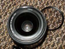 Genuine Minolta AF 28-80 mm F4 (22) - 5.6 Short Zoom Lens-Sony Alpha-Nice