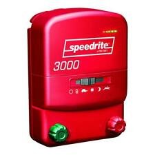 Speedrite 3000 Energizer 30 Mile Fence Charger Acdc Powered 120 Acres