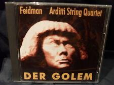 Feidman & Arditti String Quartet-IL GOLEM