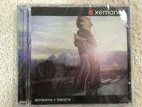 XEMANEL CD ABRAZAME Y BESAME 2002 LATIN RECORDS NUEVO PRECINTADO