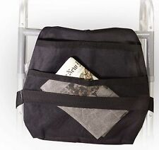 """Walker Cary Pouch For Most Folding Walkers, 17 5"""" (L) x 18 5"""" (W) x 1"""" (D)"""
