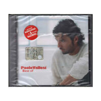Paolo Vallesi CD Best Of / EastWest 5050466722324 Sigillato
