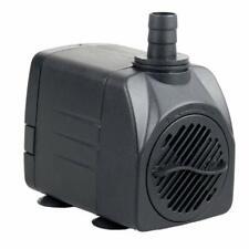 Pawfly Pompe à air silencieuse pour aquarium 10 gallons avec accessoires Valve