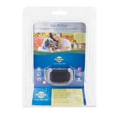 New listing YardMax Dog Fence Collar Receiver Rechargeable PetSafe Pig00-11116