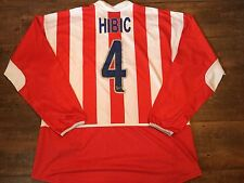 2002 2003 Atletico Madrid Player Issue L/S hibic FOOTBALL SHIRT CAMISETA SPAGNA
