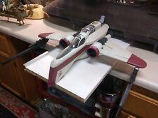 Star Wars Republic ARC-170 Starfighter Hasbro 2008 Complete Vehicle