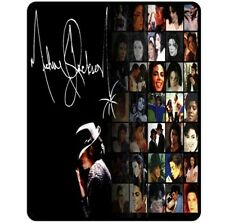 New Michael Jackson King Of Pop Fleece Blanket Bed Gift