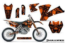 KTM 03-04 EXC XC 01-02 SX 125/250/450/525/520 GRAPHICS KIT CREATORX SFONP