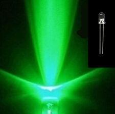 100Stk. Neu 5mm Super Bright Round grün Green LED Lamp 12000-14000mcd