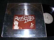 Umbrella Direct To Disc AUDIOPHILE LP ROUGH TRADE LIVE Gatefold Punk CANADA