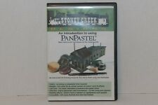 Stoney Creek Designs, HO/HOn3/On3/Sn3,  Introduction to using PanPastel,