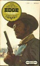 IL BLU IL GRIGIO E IL ROSSO di George G. Gilman 1° ed. Rizzoli 1976
