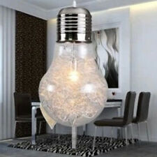 5W LED Deckenlampe Hängelampe Led Hängeleuchte Pendellampe Led Birne austaubar