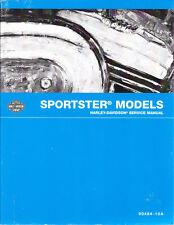 2015 Harley Sportster XL 883 1200 Iron SuperLow Custom 72 48 Repair Manual