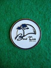 "Bent Tree Golf Club Ball Marker 1"" Metal Flat Coin Ahead - Council Bluffs, Iowa"