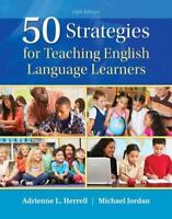 50 Strategies for Teaching English Language Learners [5th Edition]